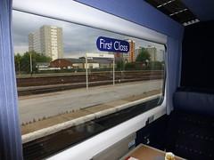 Virgin Trains East Coast 1H10 1719 KIngs Cross - Hull.  Hull.  23rd July 2015 (Ajax46.) Tags: hull 43073 nevillehill 43049 virgineastcoast 1h101719londonkingscrosshull 23rdjuly2015