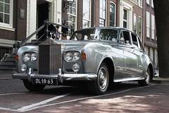 1963 Rolls-Royce Silver Cloud III (TedXopl2009) Tags: cloud silver rollsroyce import dl1863 sidecode1 importkentekens