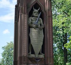 Darmstadt Herrngarten (#0187) (DB's travels) Tags: statue germany darmstadt gerpol15
