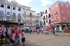 praa (valeriadalua) Tags: street pink decorations party portugal lisboa lisbon festas sardines stanthony arraial sardinhas santoantnio festasjuninas farturas santoantniodelisboa festasdelisboa