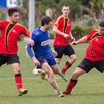 Stop Out v Petone FC 20