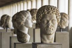 Estoa de Átalo (guillenperez) Tags: grecia greece athens atenas classic clasica arte art escultura sculpture museo museum estoa stoa atalos atalo attalos agora cabeza head