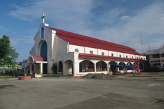 Church, Allen, Northern Samar, Samar Island, Philippines (ARNAUD_Z_VOYAGE) Tags: islands island philippines landscape boat sea southeast asia city people amazing asian street architecture river tourist capital town municipality filipino filipina action colors mountain mountains panay trycicle province beach beaches white sand turquoise nature coral reefs limestone cliffs davao mindanao church allen northern samar