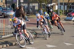 Kopgroep Ronde van Drenthe 2016 (Harrie van den Elsen) Tags: kopgroep ronde van drenthe 2016 chantal blaak anna der breggen gracie elvin