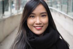 Tiffany (jeffcbowen) Tags: tiffany artist toronto street stranger student ocad hongkong thehumanfamily