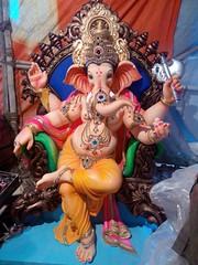 IMG-20160822-WA0021 (bhagwathi hariharan) Tags: ganpati ganpathi lordganesha god nallasopara nalasopara pooja idols