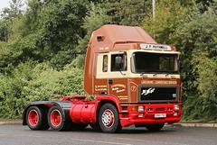 IMG_8435_1_1 (Frank Hilton.) Tags: classic truck lorry eight wheel maudsley aec atkinson albion leyalnd bristol austin outside heavy haulage crane 8 axle