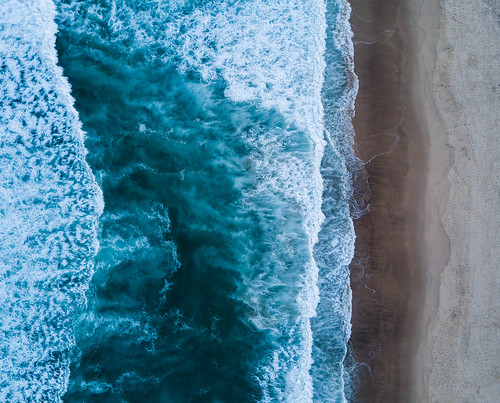 Burwood Beach from Above