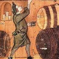 Vino e birra a fiumi durante il Medioevo (storici) Tags: vino birra medioevo alcool