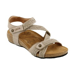 "Taos Trulie sandal stone • <a style=""font-size:0.8em;"" href=""http://www.flickr.com/photos/65413117@N03/33318075811/"" target=""_blank"">View on Flickr</a>"