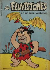 Flinstones (Steenvoorde Leen - 4 ml views) Tags: flinstones 1965 fred flintstone wilma barney rubble betty striptijdschrift comic