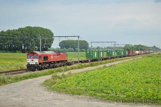Crossrail PB12 Beervelde