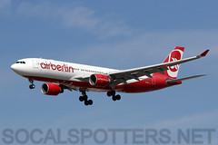D-ALPJ (SoCalSpotters) Tags: ber airberlin socalspotters lax a332 airbusa330 dalpj