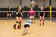 _MG_3173 Tessa Young (popo.uw23) Tags: milwaukee sting center volleyball volley ball club impact girls oshkosh wi wis wisconsin 2017 tessa young teegan nichols