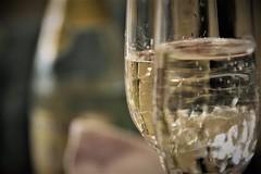 Celebrate (niKonJunKy22) Tags: macromondays happy10years celebrate champagne wine sparkle bubble bubbles fizz party 10 glass bottle beautiful photography birthday happy d700 nikkor28300 nikon macro hmm
