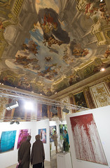 photoset: ART AUSTRIA (Palais Liechtenstein, 24.-26.3.2017)