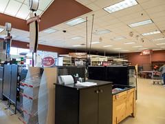 State Liquor Agency... (Nicholas Eckhart) Tags: america us usa columbus ohio oh retail stores former closed empty closing gianteagle supermarket groceries interior
