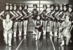 Majorettes (~ Lone Wadi ~) Tags: ladies majorettes uniforms nylons retro 1960s portrait
