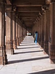 Gujarat 2015 (hunbille) Tags: india gujarat ahmedabad oldcity old city kalupur pol kalupurpol jamimasjid jami masjid jama mosque jamma jumma jammi shadow