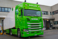 Scani S520 V8 Franz Müller Transport (Samuele Trevisanello) Tags: scania s 6 2017 new news newscania scanias red power amazing besttruck love it scaniar scaniapower scaniavabis scaniaholland scaniatrucks scaniaitalia scaniatruck italia italy goinstyle truck trucks truckspotting truckspotter fotobyst picoftheday s520 v8 franz müller transport green scaniav8 v8power muller ag swiss swisstruck swisspower mullermania refeer trail veicolo camion