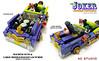 LEGO Batman Custom MOC | The Joker Lowrider Pimpmobile (AC Studio) Tags: lego batman custom moc the joker lowrider pimpmobile bricks brick building toy toys legos 70906 notorious low rider set