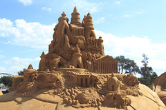 Sand Castle (dryasadingo) Tags: sandcastle frankston