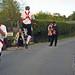 Dartington Morris Men at the Rugglestone Inn, Widecombe-in-the-moor