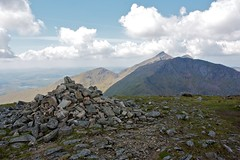 Stob Daimh Summit (Nick Bramhall) Tags: summit cairn munro