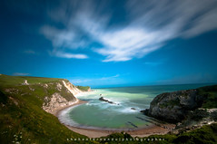 Man Or War Bay - Dorset (vipshehan) Tags: wool nikon dorset d300s nikon1024mm