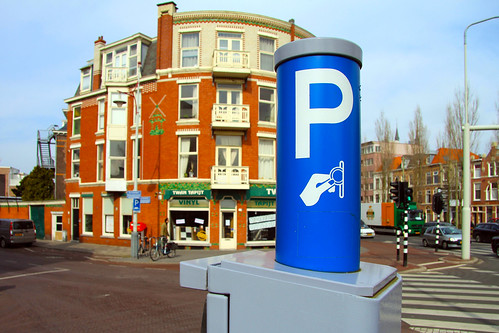 Parking in The Hague
