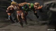 Stay down, boys. (Toy Photography Addict) Tags: toy toys actionfigure actionfigures motu mattel diorama heman skeletor mastersoftheuniverse faker triklops toyphotography filmation matteltoys toydiorama mattycollector mastersoftheuniverseclassics motuc clarkent78 jeffquillope toyphotographyaddict hemandiorama motucdiorama