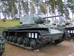 "KV-1 obr 1942 (1) • <a style=""font-size:0.8em;"" href=""http://www.flickr.com/photos/81723459@N04/9250868426/"" target=""_blank"">View on Flickr</a>"