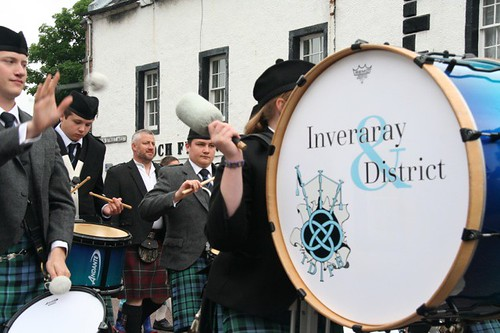 Inveraray highland games 2013 14