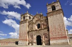 Monumento de la fe (Explorando Per) Tags: per arequipa colca tisco sanpedroapstol caylloma explorandoper rollyvaldiviachvez