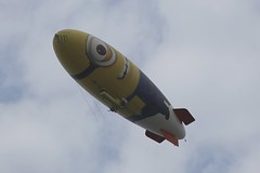 Despicable Me 2 Airship