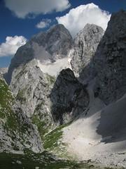 Jalovec (Damijan P.) Tags: mountains alps hiking slovenia gore slovenija alpe julianalps hribi plešivec julijskealpe loškastena prosenak bavšica