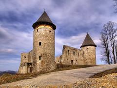 Old castle (Davor Horvat) Tags: sky castle clouds ruin croatia 2009 hdr novigrad dobra hrvatska karlovac