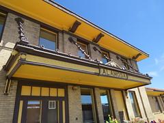 Alamosa (Patricia Henschen) Tags: colorado sanluisvalley depot railroadstation drg slrg alamosacolorado riograndescenicrailway riograndscenicrailroad
