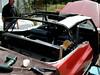 Cadillac de Ville Eldorado Coupe Convertible bis Bj. 70 Verdeck Montage