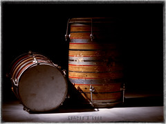 Dholki (KHK Images) Tags: light start drums photography low olympus mehdi dholki strobist celeberations xz1
