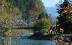 Vedder River (Ian Threlkeld) Tags: autumn canada fall nature nikon scenery bc rivers chilliwack d80 vedderriver uploaded:by=flickrmobile flickriosapp:filter=nofilter
