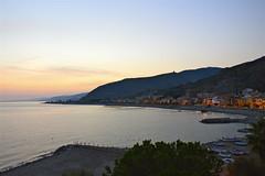 Alba a Castel di Tusa (costagar51) Tags: italy italia mare arte natura sicily sicilia messina storia tusa castelditusa rgspaesaggio regionalgeographicsicilia rgsmare rgsnatura