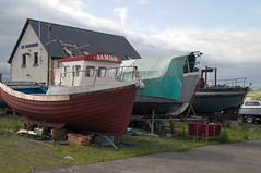 Amble Harbour (kendo1938) Tags: boats cobbles ambleharbour cobles
