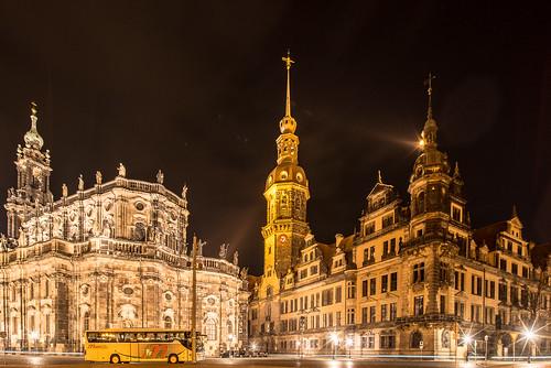 Dresden, Theaterplatz