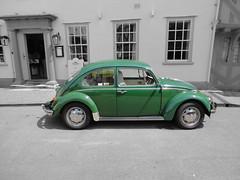 VW Beetle selective colouring (christianwhitehead53) Tags: colouring selective