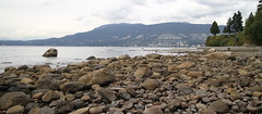 IMG_5272-001 (seannyK) Tags: ocean sea pebbles seawall shore englishbay