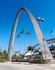 Arco de Osasco (Allan Cardoso) Tags: city osasco arco