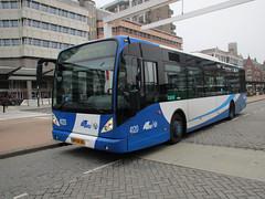 GVU bus 4120 Utrecht CS (Arthur-A) Tags: bus netherlands buses utrecht nederland autobus gvu vanhool daf bussen