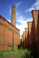 Belfast Gasworks - Old Gasworks Building 2