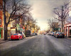 empty street (LucynaJ) Tags: street city texture newjersey empty nj clifton hdr mygearandme lucynaj